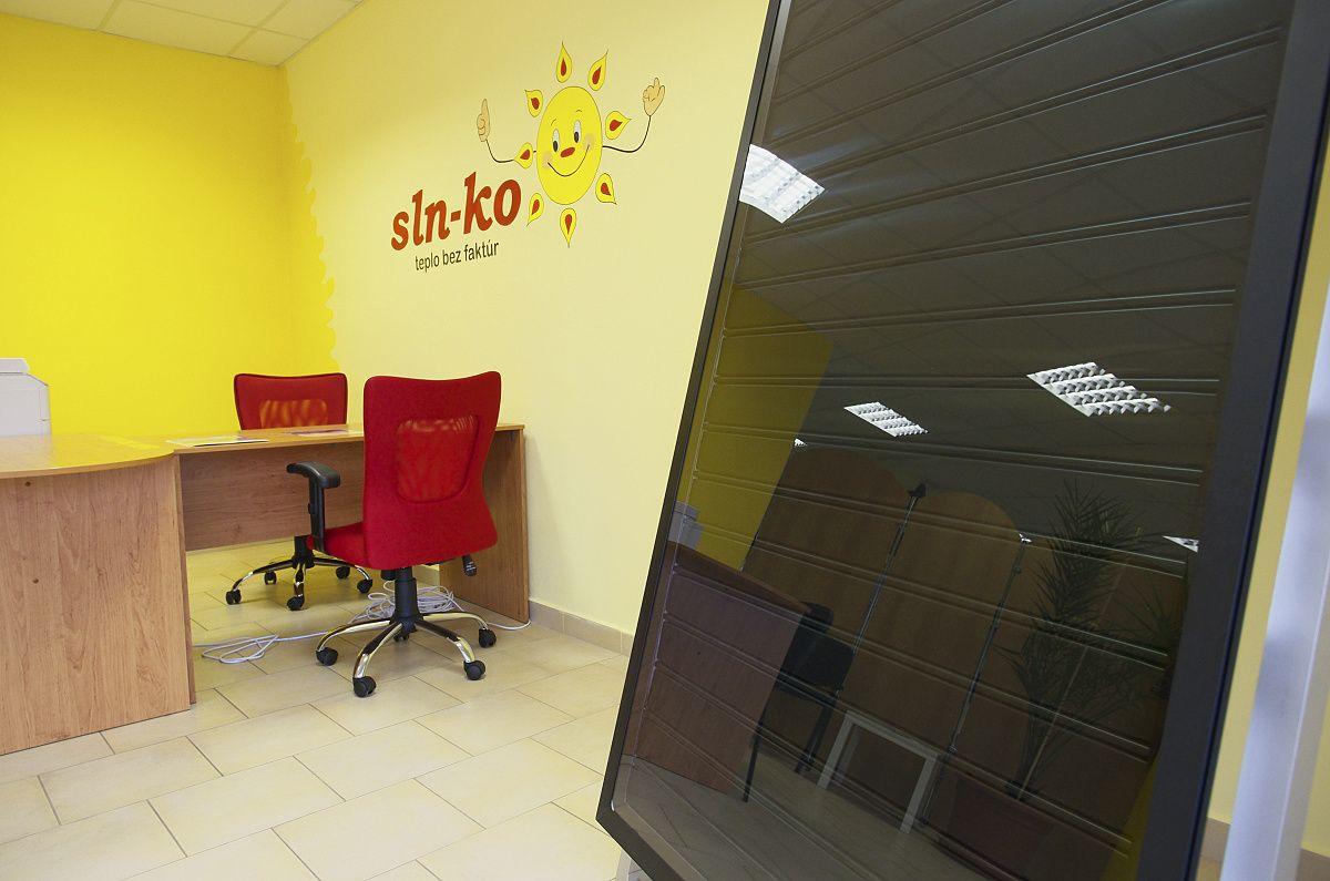Interiérová fotografia firmy