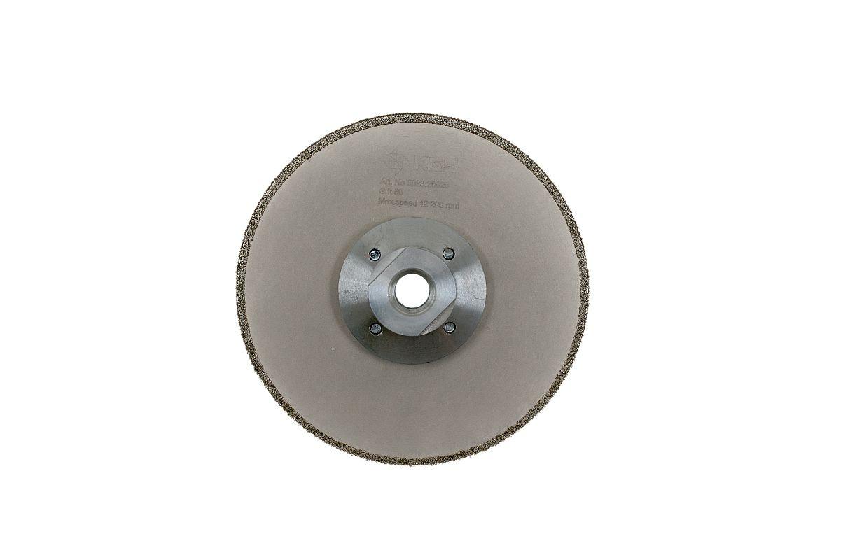 Produktová fotografia - brúsny kotúč - biele pozadie (vamazané pôvodné pozadie)