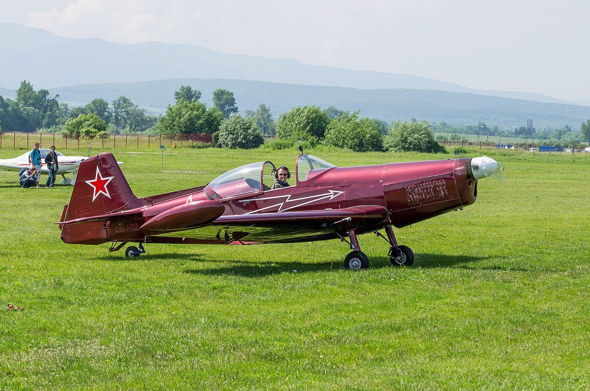 Exteriérová fotografia - lietadlo