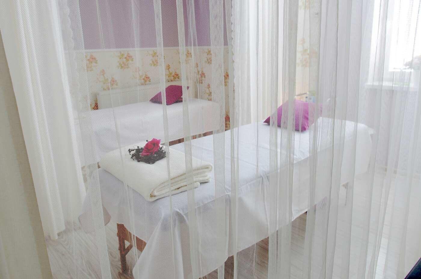 Interierová fotografia - masážny salón