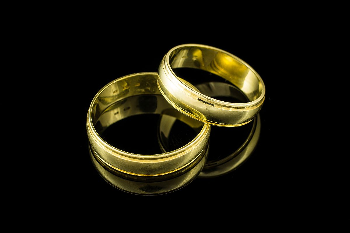 Produktová fotografia - zlaté šperky