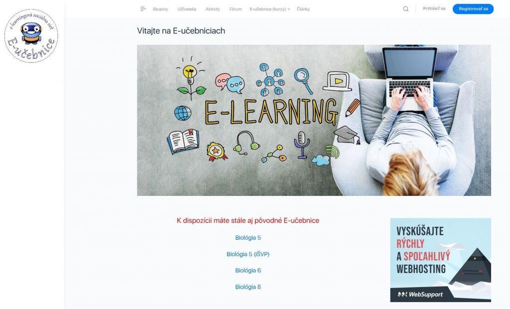Referencie tvorby web stránok - E-učebnice